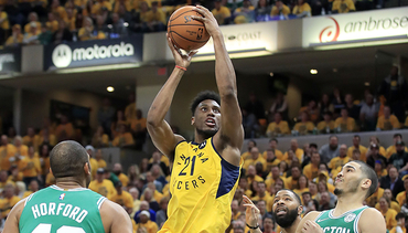 Pacers' Season Down to Prideful Stand