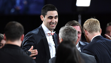 Goga Bitadze Draft Night Photo Gallery