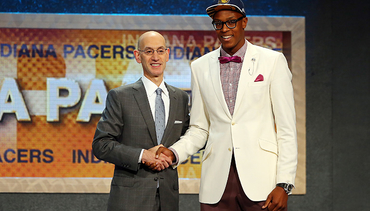 Photos: Pacers Draft Myles Turner