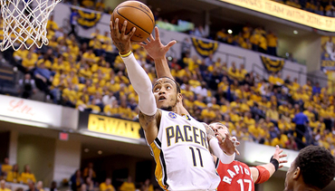 Pacers Rout Raptors to Force Game 7