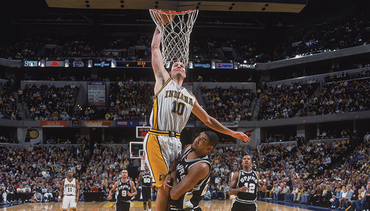 2000s Pacers at a Glance: Jeff Foster