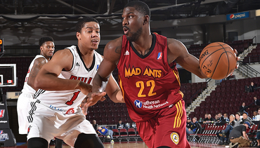 Poythress Named to D-League All-Star Team