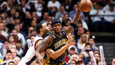 2000s Pacers at a Glance: Jermaine O'Neal