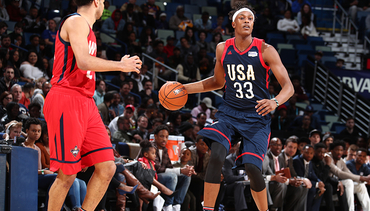 Myles Turner's All-Star Weekend