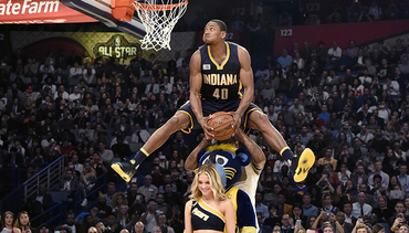 Glenn Robinson III's All-Star Weekend