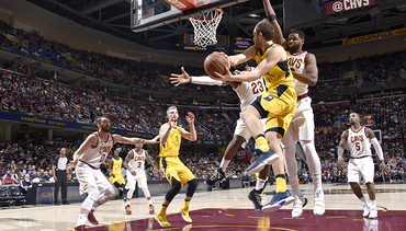 Pacers Season Series vs. Cavs Refocused