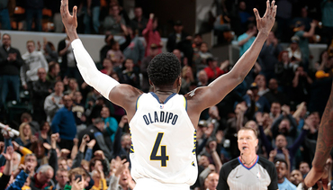 Oladipo Named Best Current Indy Athlete