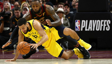 Pacers 98, Cavaliers 80 (Game 1)