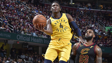Pacers 97, Cavaliers 100 (Game 2)