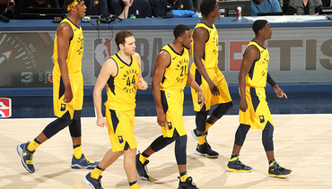 Pacers Have Confidence, Seeking Solutions