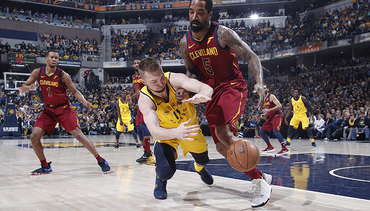 Pacers 100, Cavaliers 104 (Game 4)
