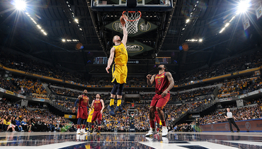 Cavs Steal Back Homecourt with Game 4 Win