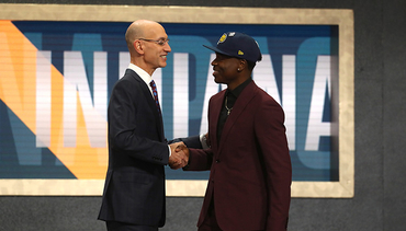 Pacers Select Aaron Holiday