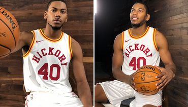 Pacers Announce Hickory Honorees, Uniforms