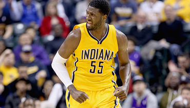 2014 At A Glance: Roy Hibbert