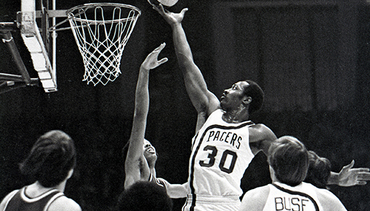 Archive Photos: McGinnis' Pacers Career