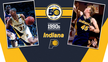 Complete Coverage at Pacers.com/1990s