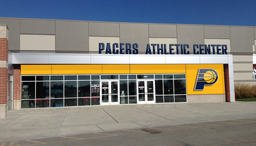 Introducing the Pacers Athletic Center