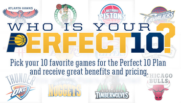 Choose Your Perfect 10 Games