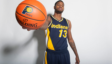 First Look Gallery: Pacers Flo-Jo Jerseys