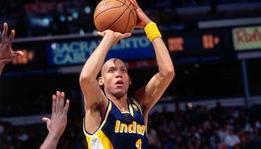 Reggie Miller Flo-Jo Era Highlights