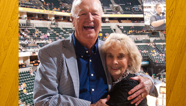 Nancy Leonard's Role in Pacers History (Part 1)