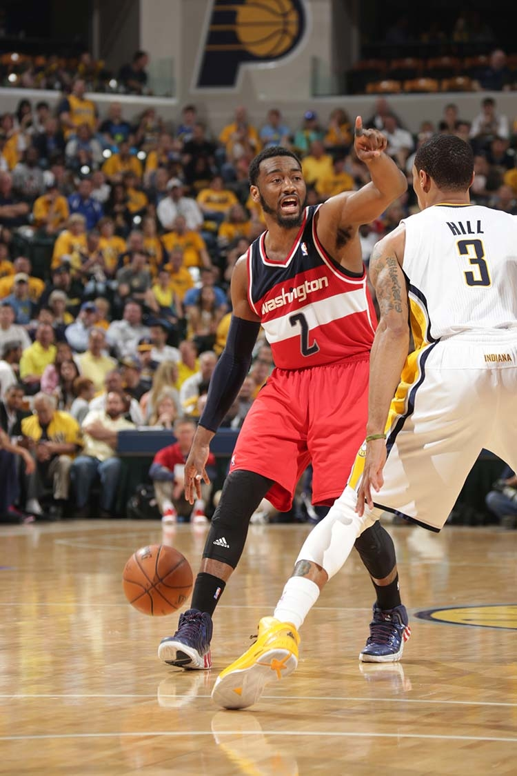Pacers vs. Wizards