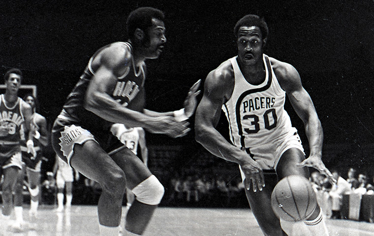 Image result for george mcginnis pacers
