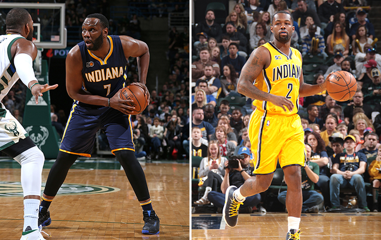 NBAE  Getty Images      Injury Updates on Rodney Stuckey and Al Jefferson