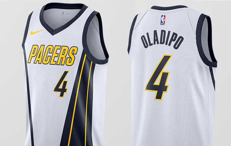 2ad10a8c2ec Nike Unveils Earned Edition Uniforms for Playoff Teams | Indiana Pacers
