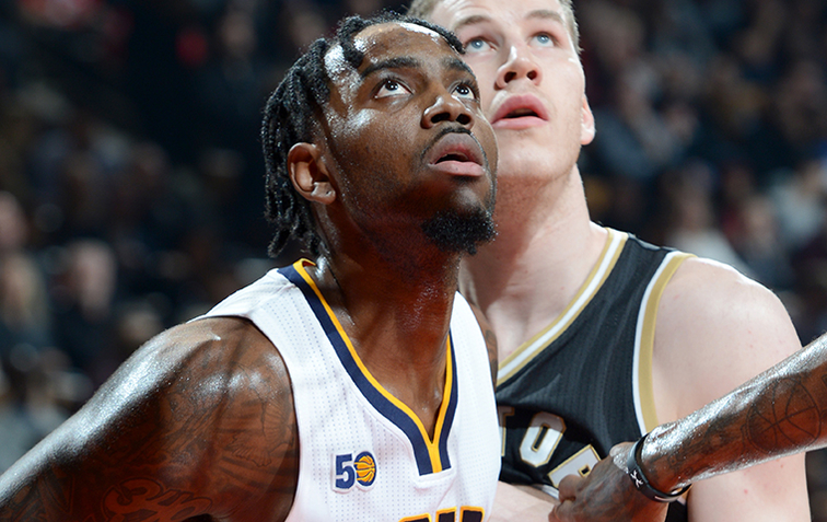 Pacers Waive Rakeem Christmas | Indiana Pacers