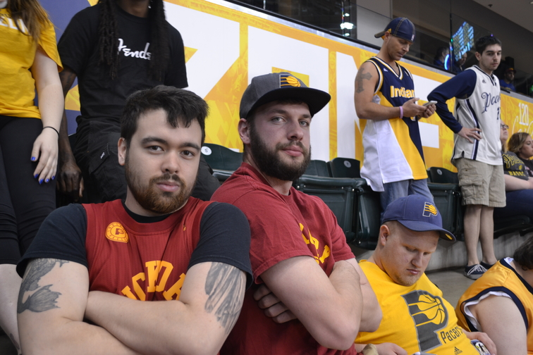 G2 Zone: Pacers vs Rockets
