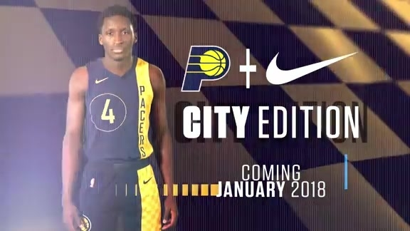 Pacers City Edition Uniforms Embody the Racing Spirit 186d4c990