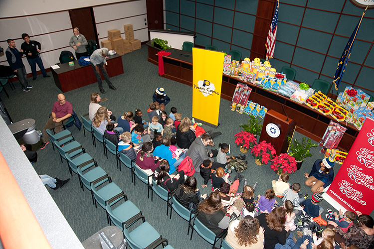2016 Holiday Toy Giveaway (Bloomington)