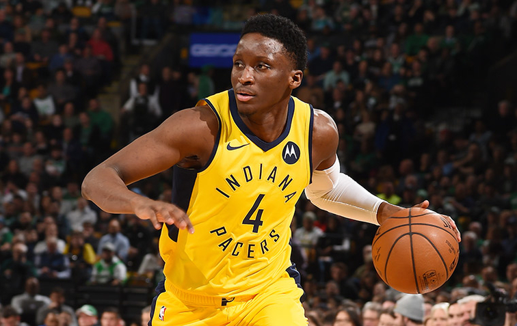 0c7b3299d Oladipo Fifth in Second Fan Returns for 2019 All-Star Voting ...