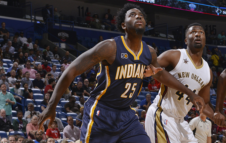 Pacers Assign Rakeem Christmas to Mad Ants | Indiana Pacers