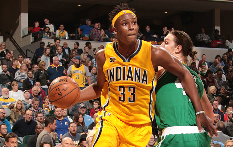 Myles Turner, Kelly Olynyk