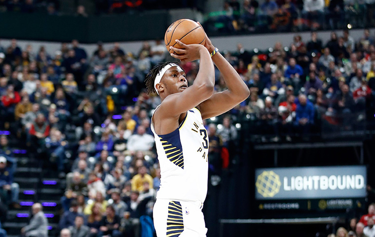 Myles Turner out for at least next four games