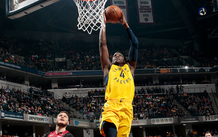 Oladipo Soars to 15th in ESPN's Player Rankings | Indiana Pacers