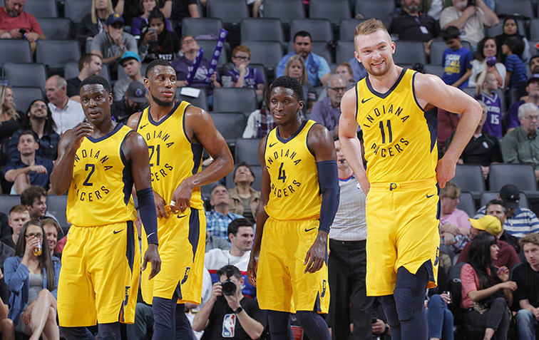 0027f60d0 Pacers Announce 2018 Training Camp Roster