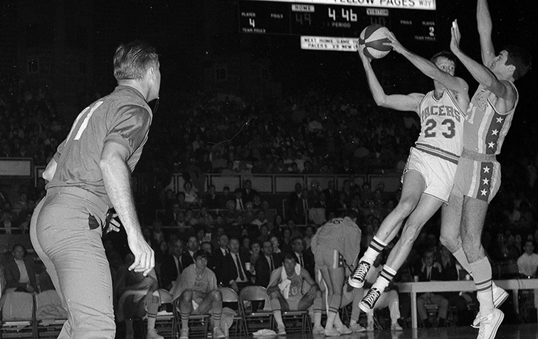 4c5114419d1f87 Remembering Indiana Basketball Legend Jimmy Rayl
