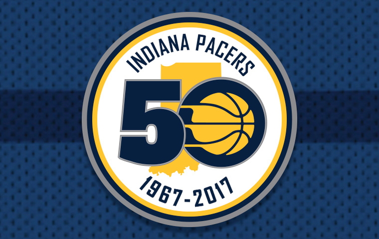 Celebrate the pacers 50th season on social media indiana pacers celebrate the pacers 50th season on social media voltagebd Choice Image