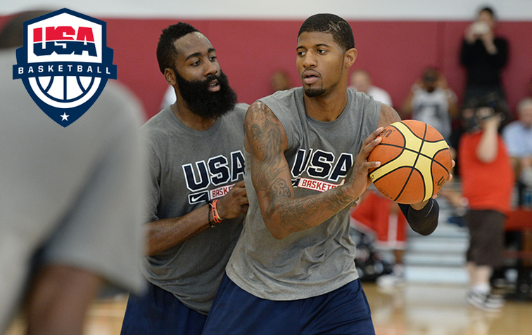 fd4747723a64 Paul George to Attend USA Basketball Minicamp