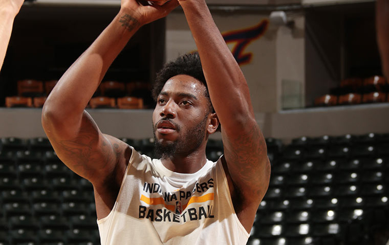 Pacers Recall Rakeem Christmas from Mad Ants | Indiana Pacers