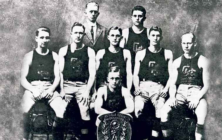 6d1b112d652 Hickory Honoree  The 1911 Crawfordsville Team