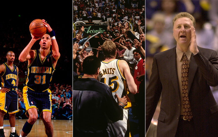 7625847af9cf60 Nine Pacers Moments that Shaped the 1990s