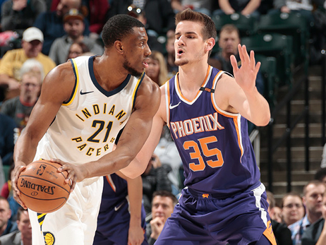 Game Rewind: Pacers 116, Suns 101