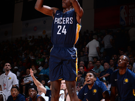 Pacers 88, Cavaliers 93 (Summer League)