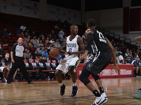 Pacers 116, Nets 79 (Summer League)
