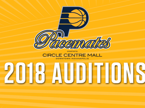 Indiana Pacemates: 2018-19 Auditions